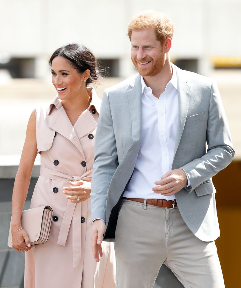 Meghan Markle Is Reportedly Planning A Solo Trip To The
