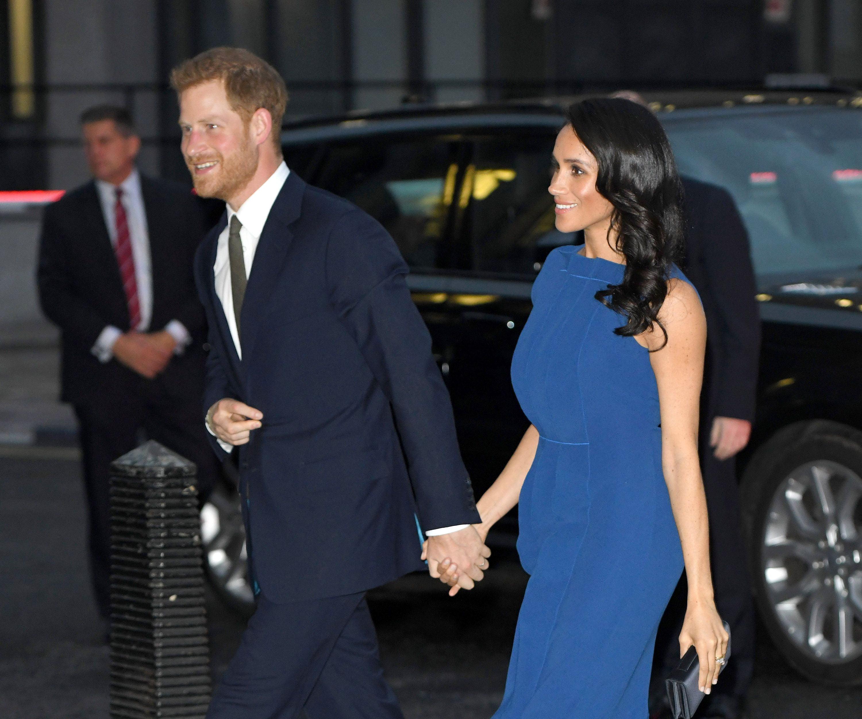 Is Meghan Markle pregnant