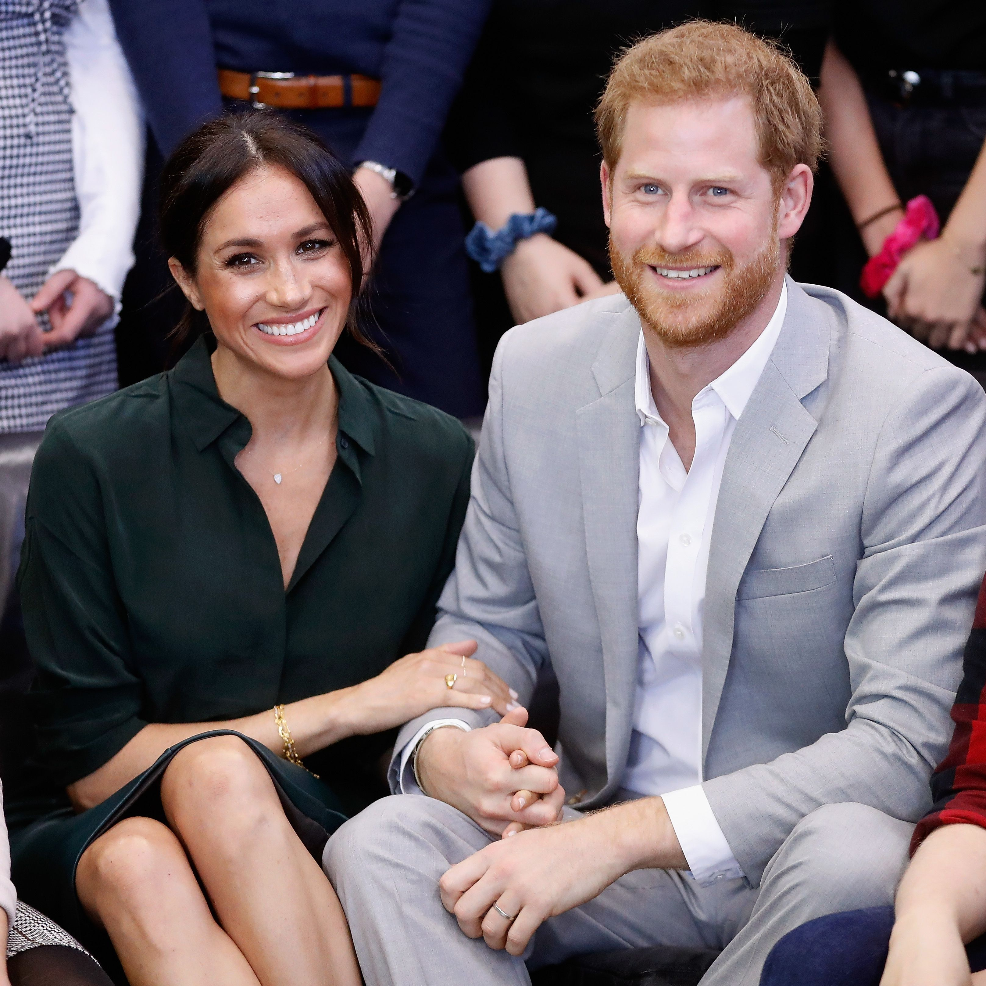 Why Prince Harry and Meghan Markle's Kids Won't Be Princes or Princesses