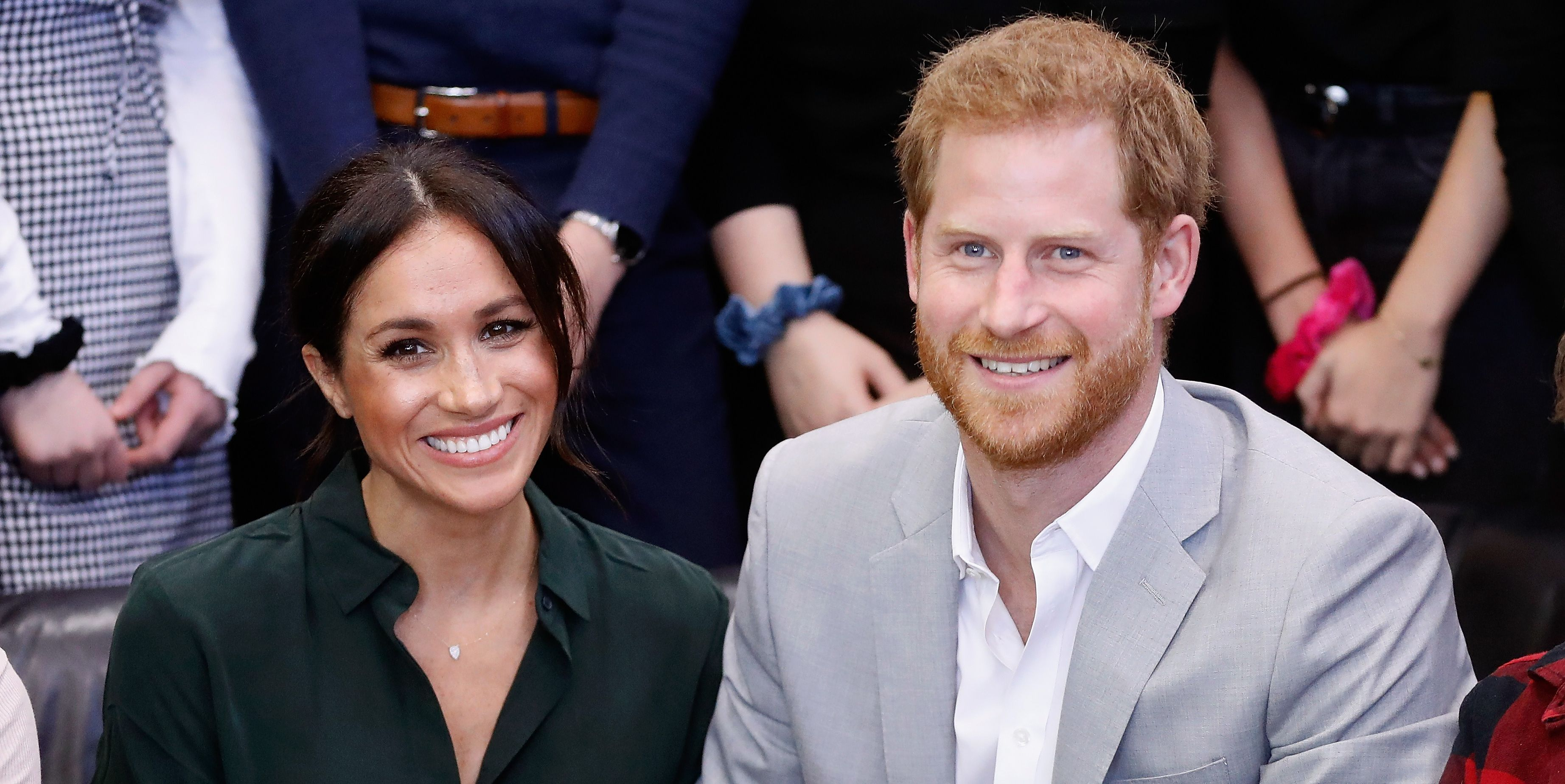 Prince Harry and Meghan Markle apparently won't be spending Christmas morning together