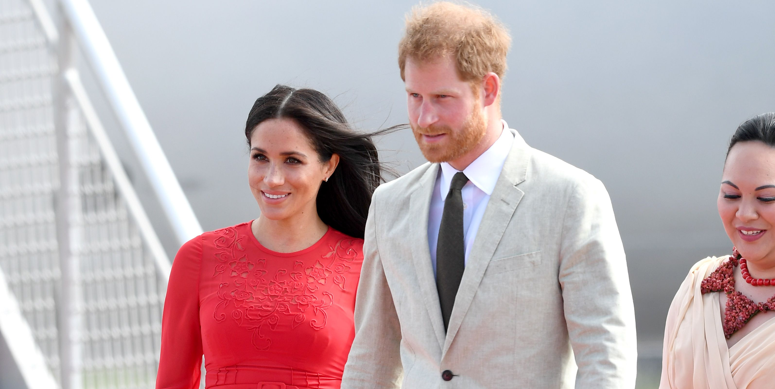Meghan Markle's Royal Tour Wardrobe Malfunction Has Happened to Me a Million Times