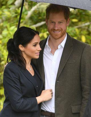 Prince Harry and Meghan Markle's sad news: A young woman