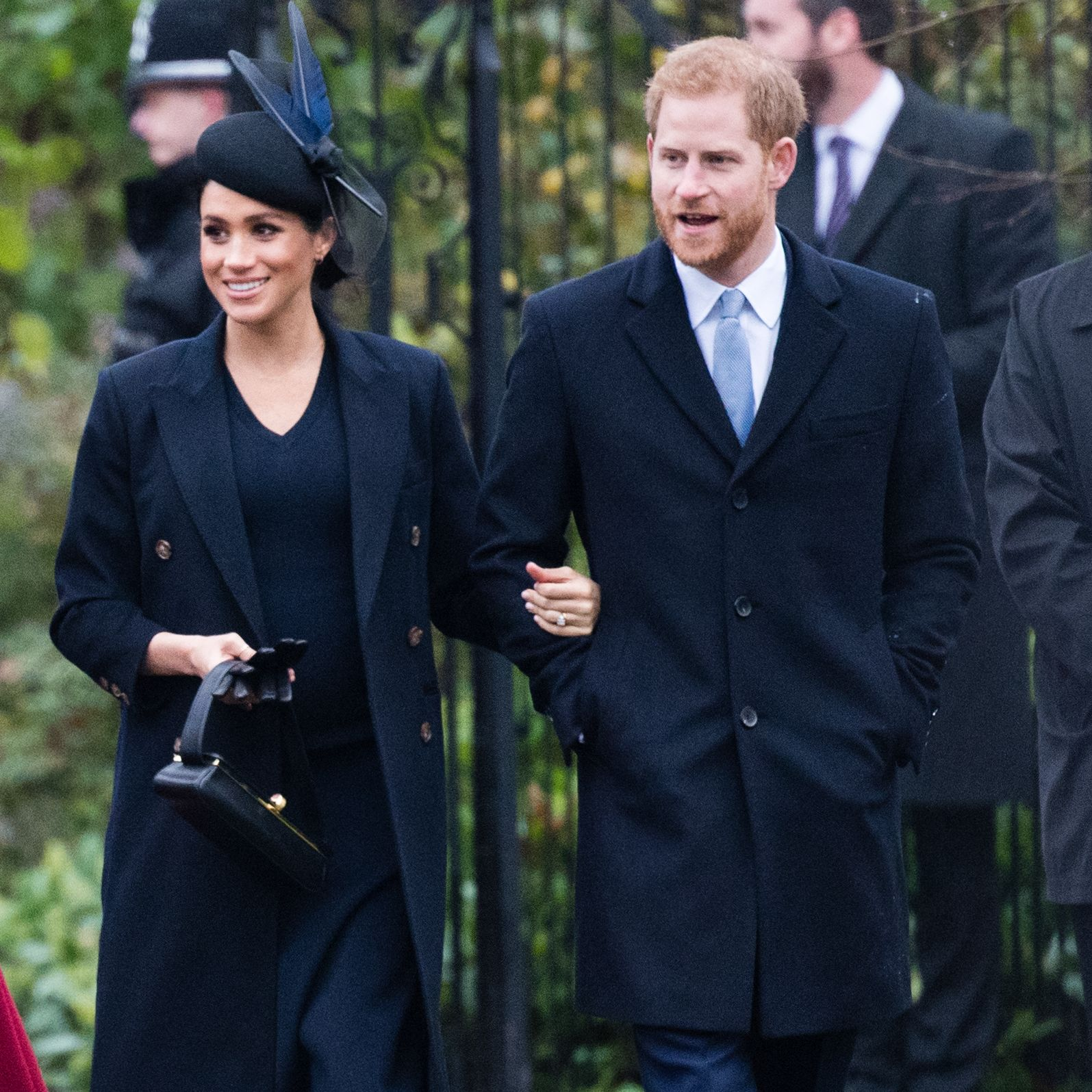 Why Prince Harry and Meghan Markle are Reportedly Planning to Send Their Future Child to an American School