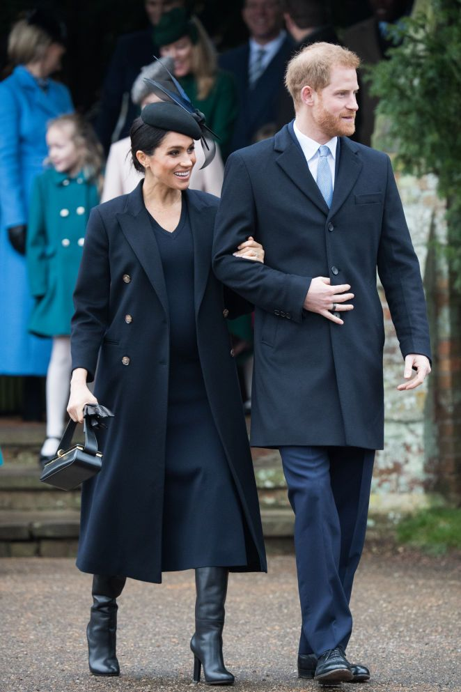 Meghan Markle best maternity outfits