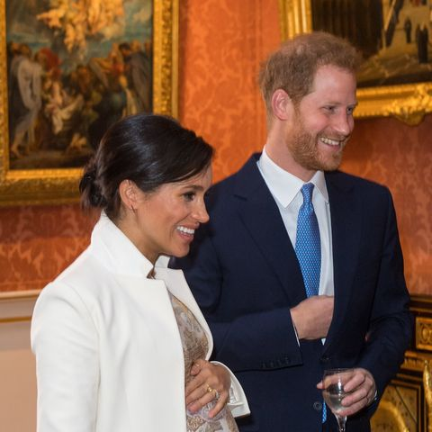 prince harry jokes about not having anymore than two children with meghan markle prince harry jokes about not having