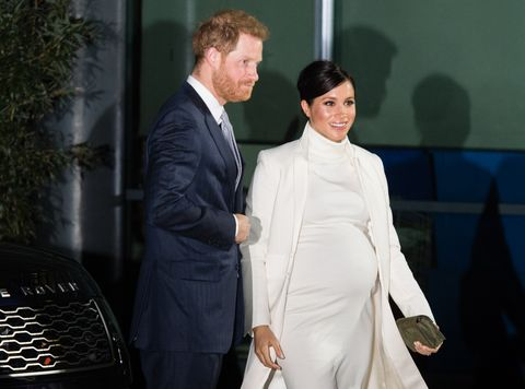 f4a691631 The Duke And Duchess Of Sussex Attend A Gala Performance Of  The Wider Earth
