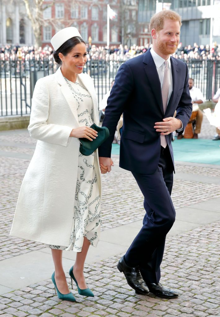 Why Meghan Markle Is Reportedly Already Hiring a Nanny For Her and Harry's Baby