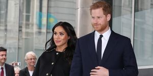 Duke And Duchess Of Sussex Visit New Zealand House