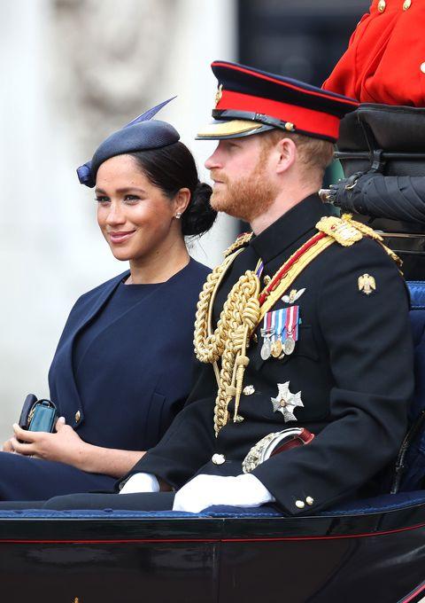 メーガン妃&ヘンリー王子