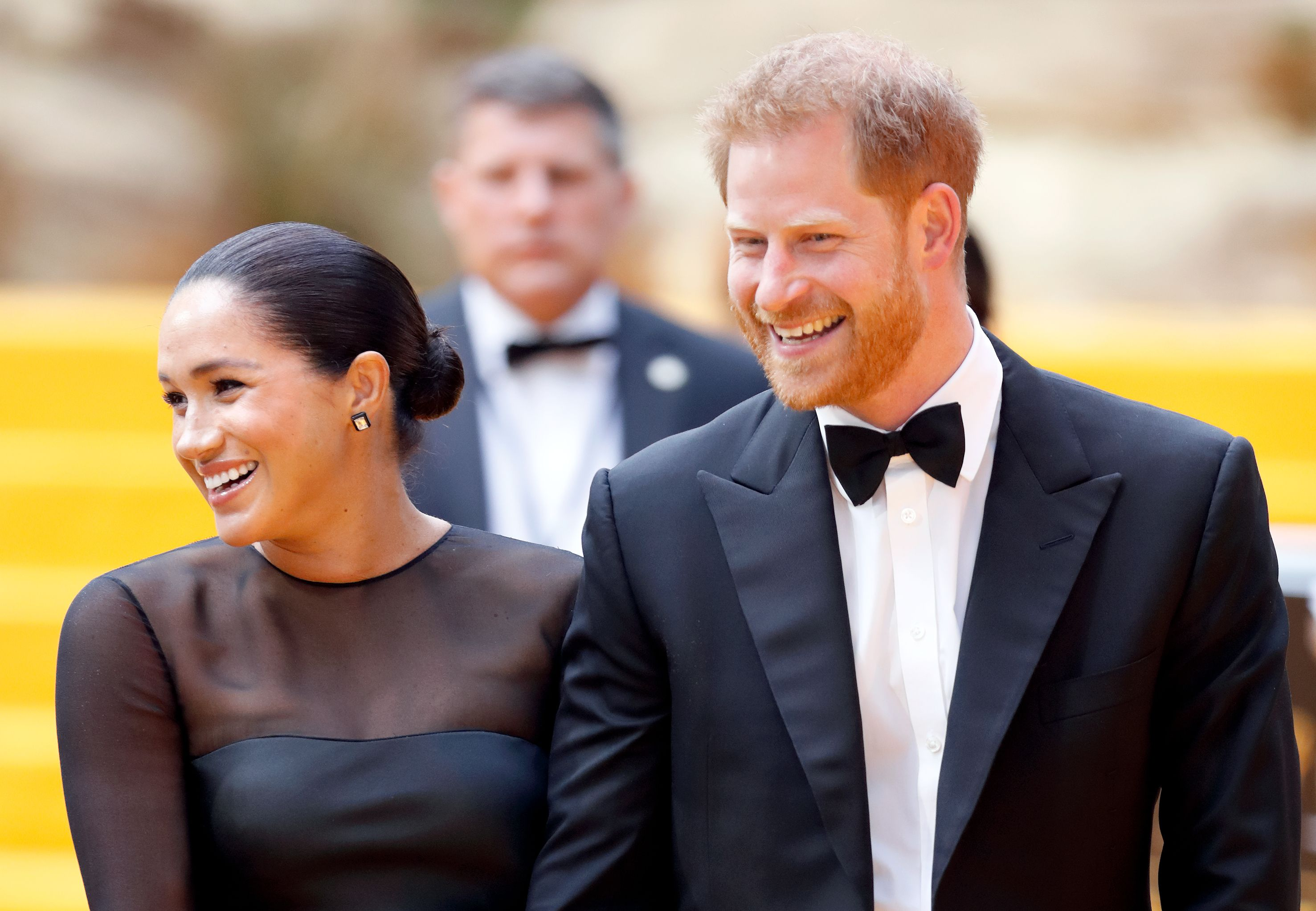 Etiquette expert criticises Prince Harry's red carpet style