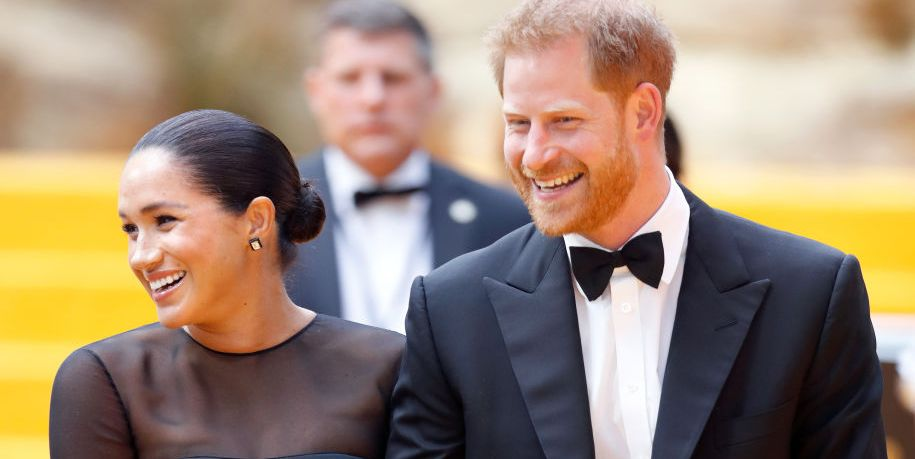 Meghan Markle Just Posted the Sweetest Photo Collage for Prince Harry's Birthday
