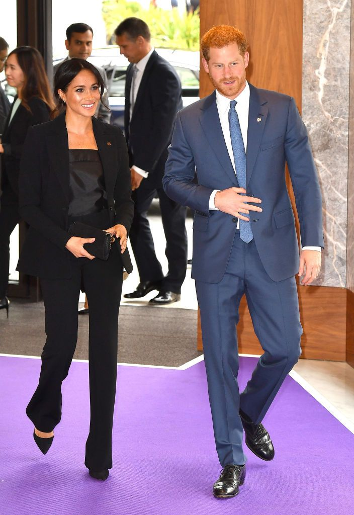 Meghan Markle And Prince Harry Confirm First Post-Africa Royal Engagement