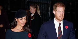 メーガン妃 ヘンリー王子 感謝祭