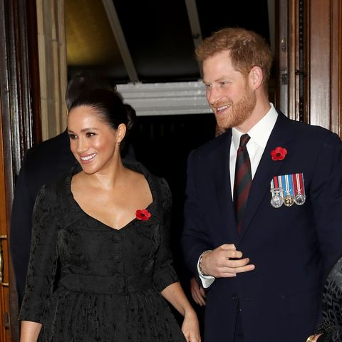 Meghan Markle and Prince Harry share a sweet message to the Queen