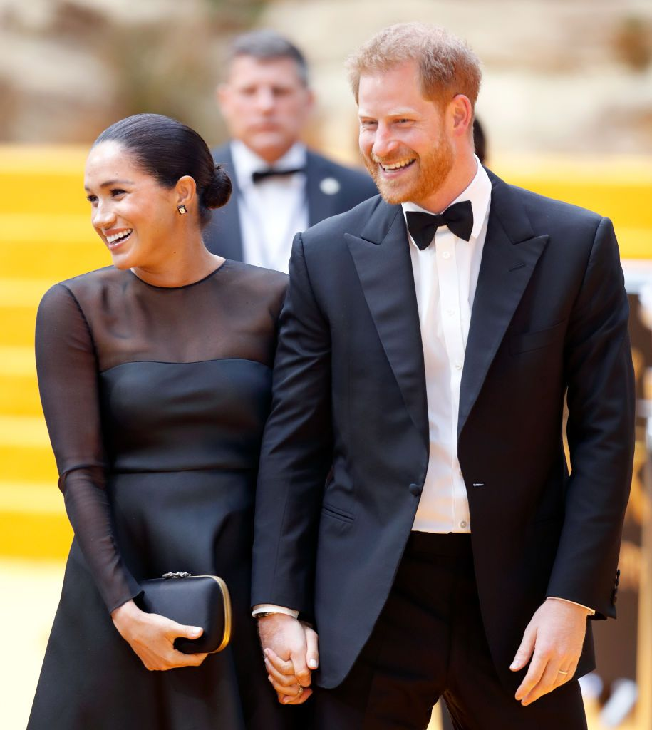 Why Meghan and Harry Aren't at the Queen's Diplomatic Reception