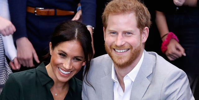 Harry and Meghan to drop HRH titles