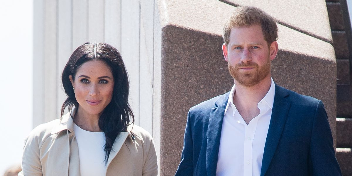 Prince Harry and Meghan Markle Put a Massive Update on Their Website About Their Transition