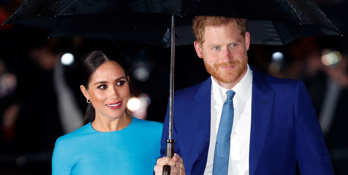 Meghan Markle Is Pregnant With Her Second Child With Prince Harry