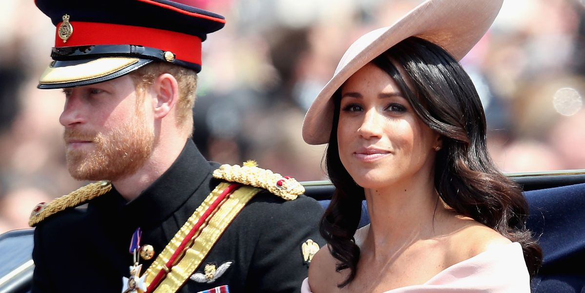 Prince Harry and Meghan Markle Said There's 'Invisible Contract' Between UK  Tabloids and Royal Family