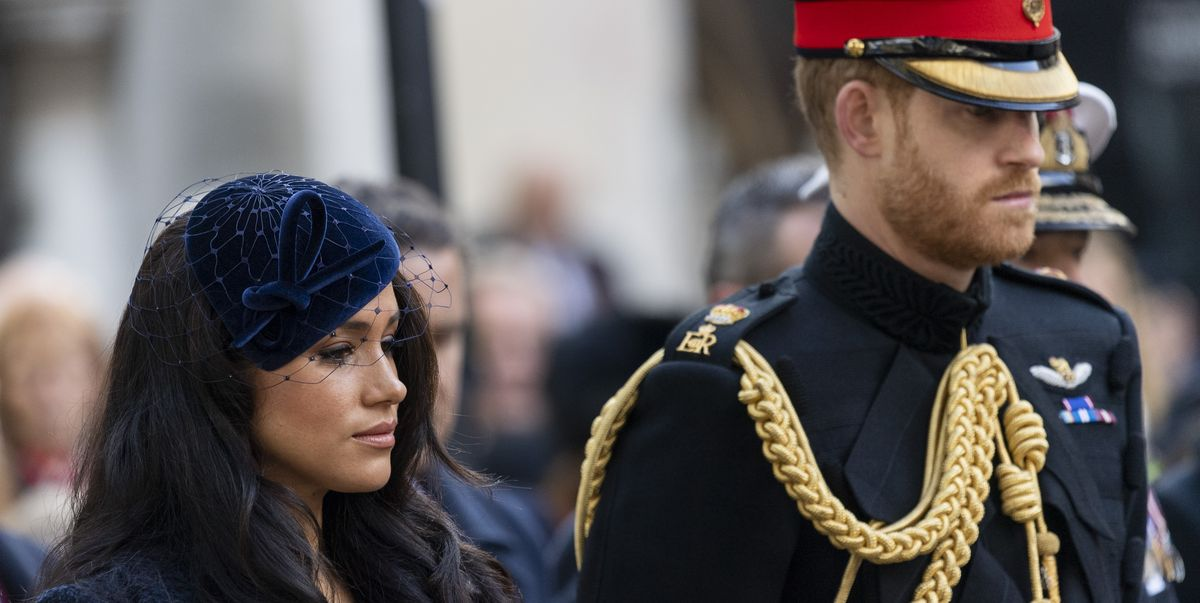 Prince Harry Plans to Attend Prince Philip's Funeral, but Meghan Markle Has Been Advised Not to Travel