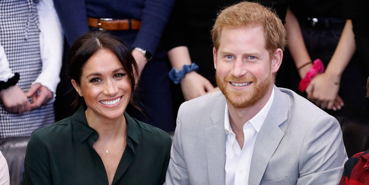 Prince Harry and Meghan Markle Donated 200 Beanies to Children in Need for Archie's Birthday