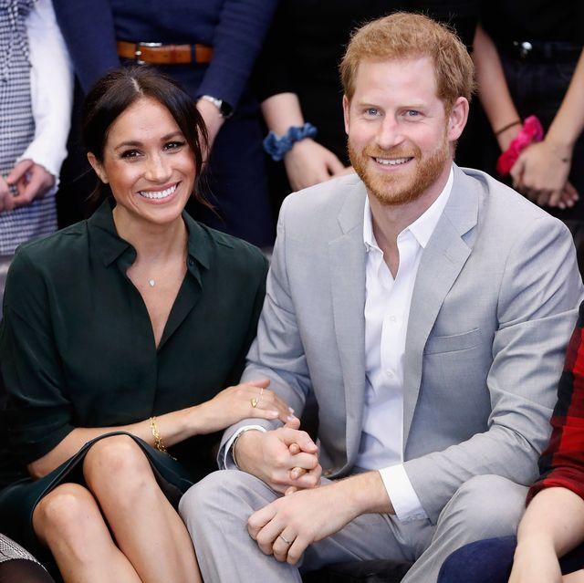 英國皇室寵兒阿奇當哥哥了!梅根、哈利王子女兒誕生、取名致敬已逝黛安娜王妃