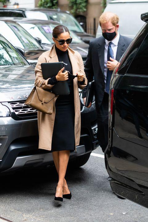 celebrity sightings in new york city september 23, 2021
