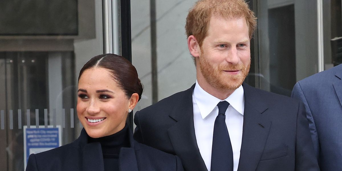 Meghan Markle and Prince Harry's Rep Breaks Silence on New Reports Surrounding Lilibet