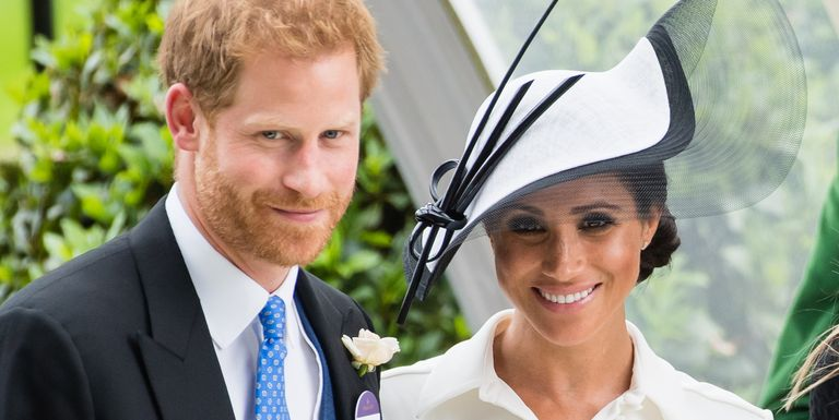 Meghan Markle and Prince Harry at Royal Ascot 2018 Day 1