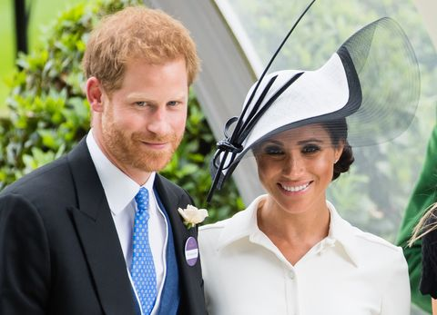 prince harry thinks there s too much hysteria over meghan markle
