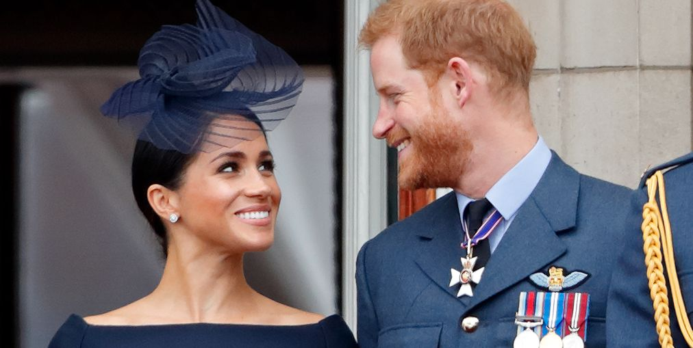 Meghan Markle and Prince Harry's Kids Will Probably Have This Last Name