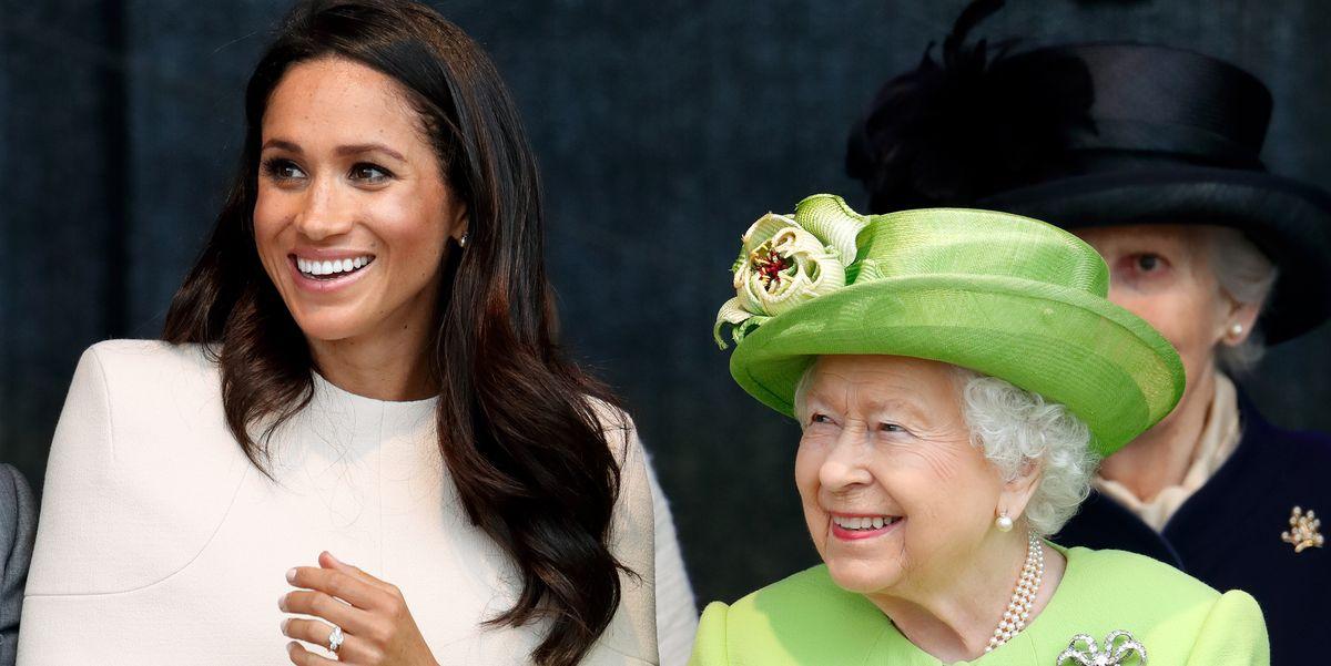 "Queen Elizabeth ""Understands"" Why Meghan Markle Is Missing Prince Philip's Funeral"