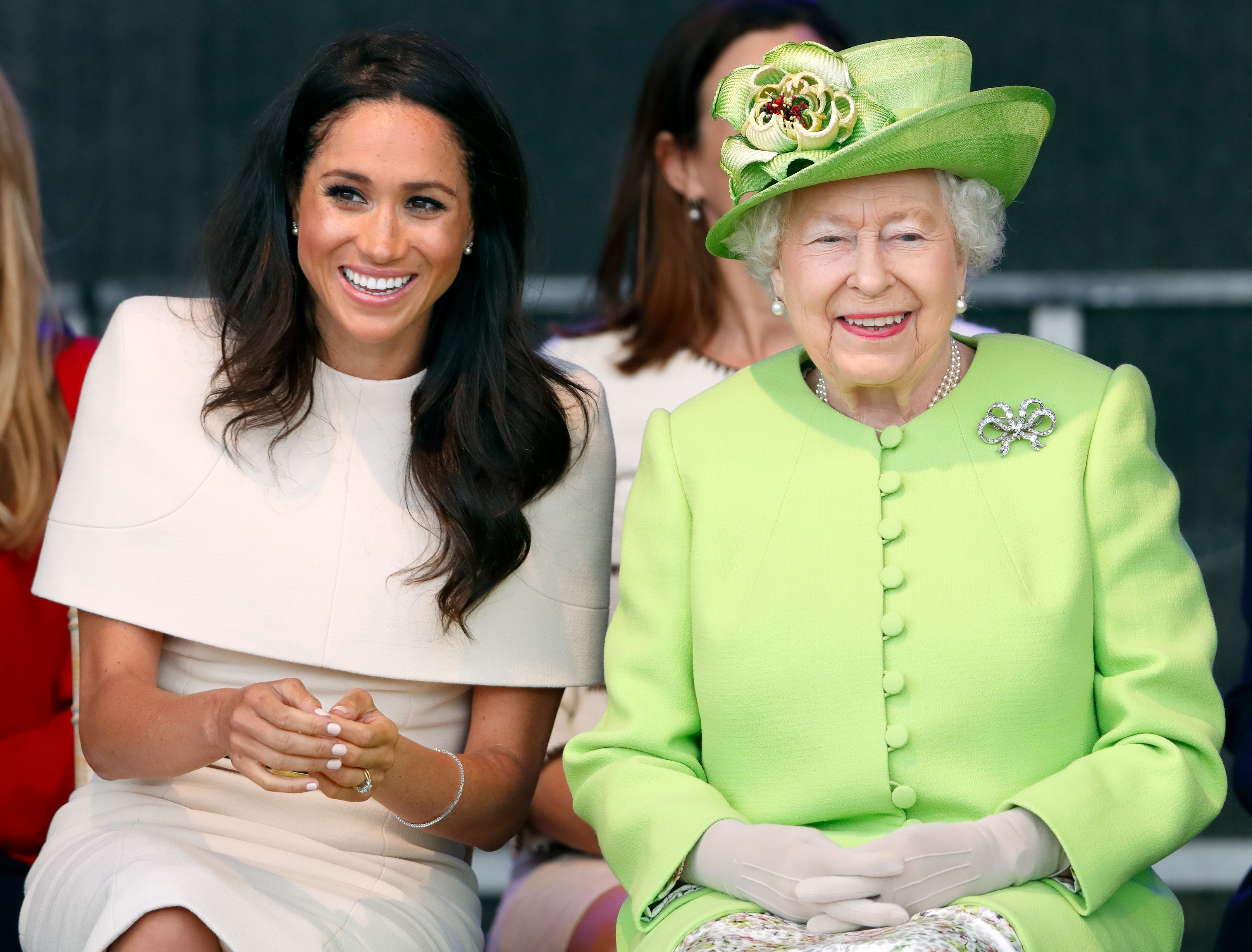 Queen Elizabeth II Had an Unexpected Reaction to Meghan Markles Drama With Her Dad Thomas