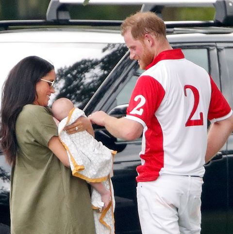 Картинки по запросу Royal baby Archie has inherited 'adorable' feature from Prince Harry