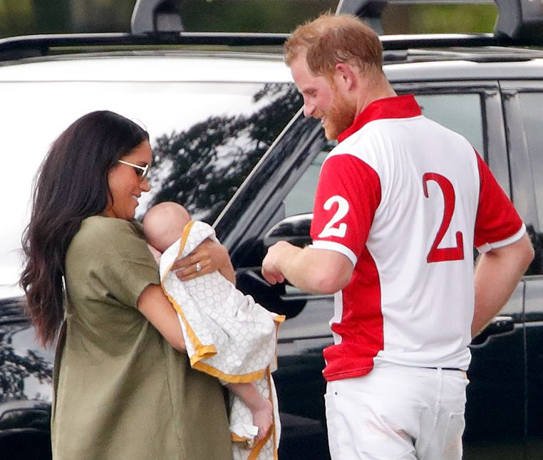 How Archie Will Play a Major Role on Prince Harry and Meghan Markle's Southern African Tour