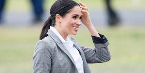 meghan markle wears blazer by her friend serena williams