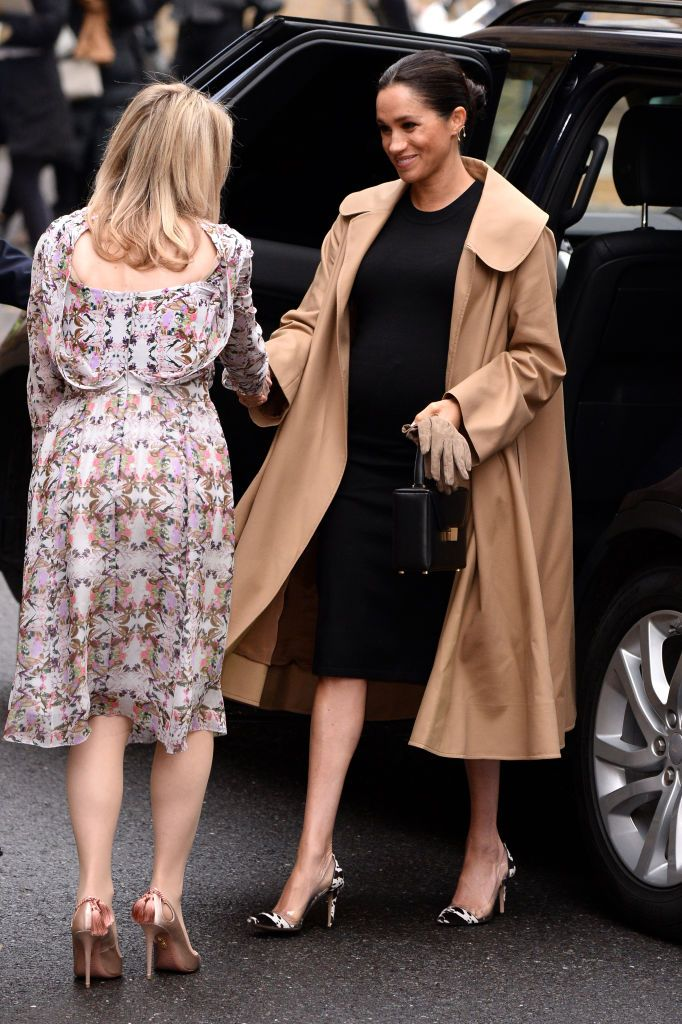 The Meghan Markle-Loved Maternity Brand Hatch Is Now Available at Nordstrom