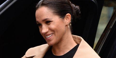 Duchess Of Sussex Announces Four Royal Patronages