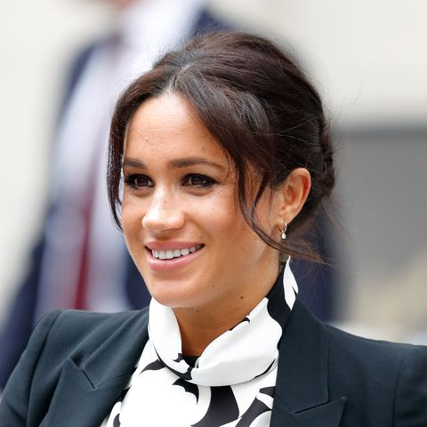 The Duchess Of Sussex Joins A International Women's Day Panel Discussion