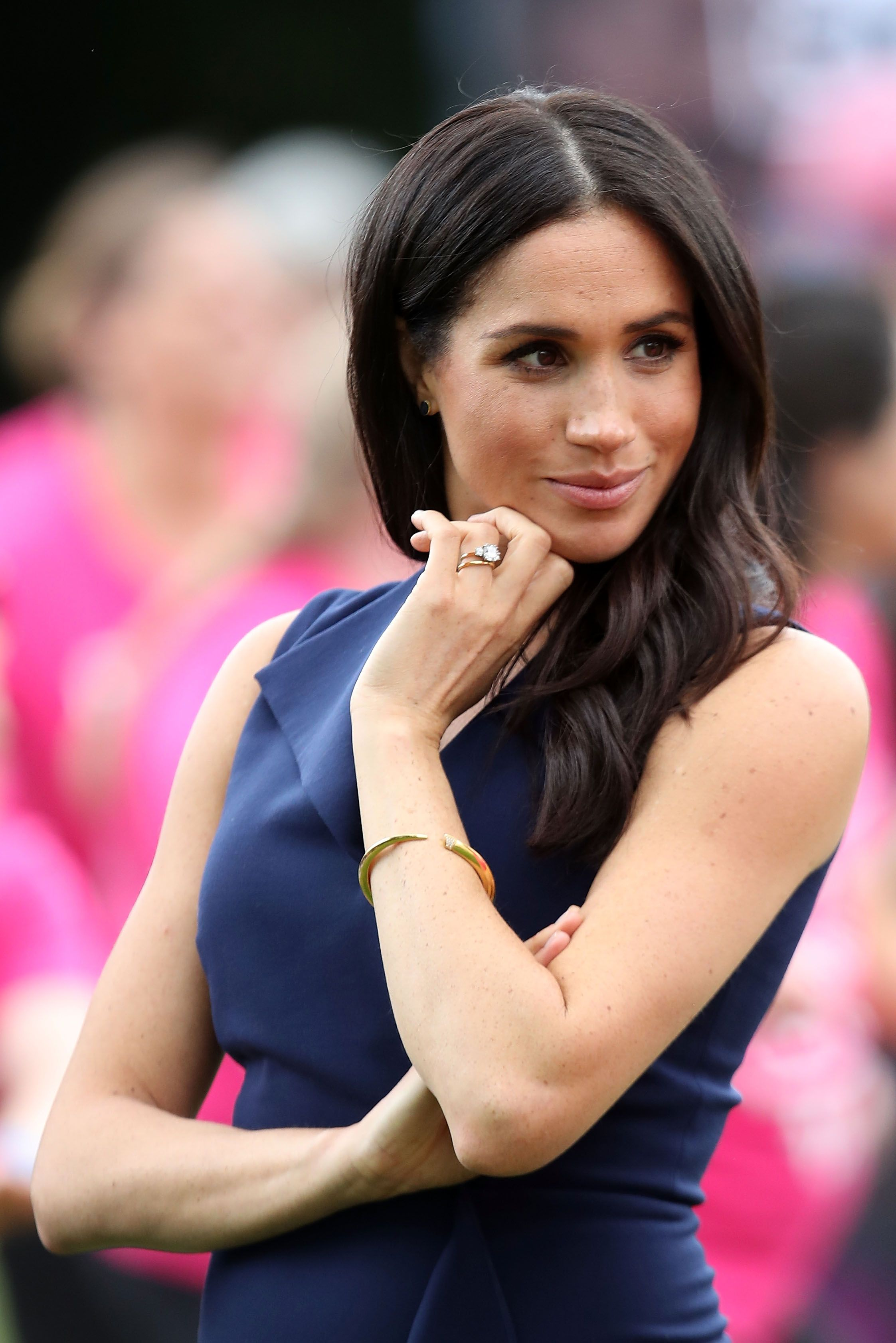 Meghan Markle Gets Personal in Letter Urging Congress to Pass Paid Leave for All Plan