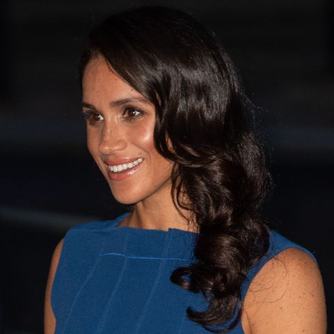 The Duke & Duchess Of Sussex Attend '100 Days Of Peace' Commemorative Concert
