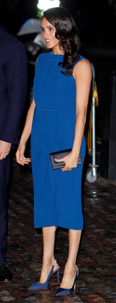 """the duke  duchess of sussex attend """"100 days of peace"""" commemorative concert"""