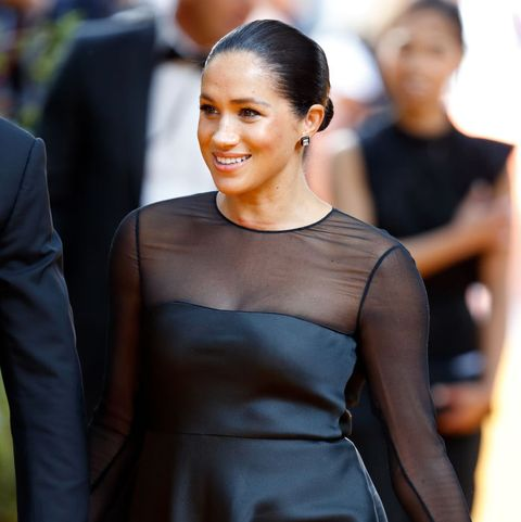 Meghan Markle Reportedly Feels the Pressure of the Spotlight, Even While on Maternity Leave