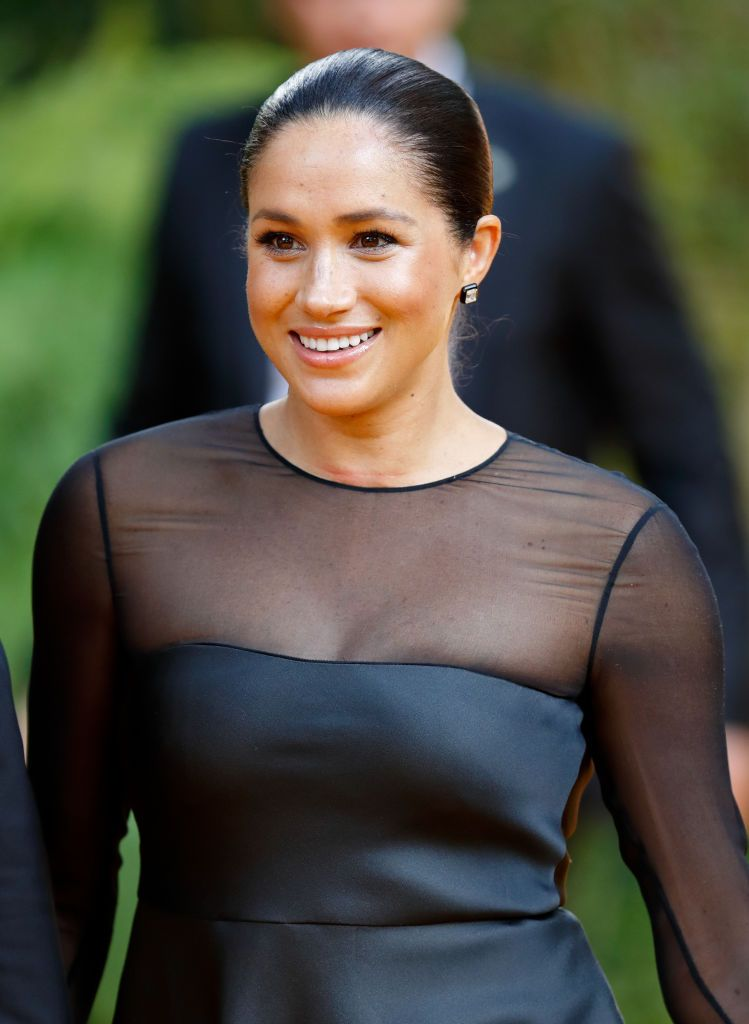Meghan Markle Just Commented on All the Hate She Gets