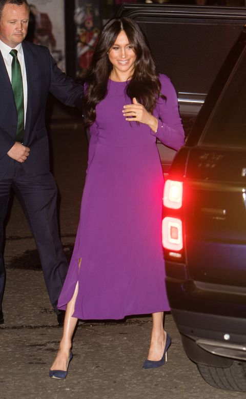 The Duchess Of Sussex Attends The One Young World Summit Opening Ceremony