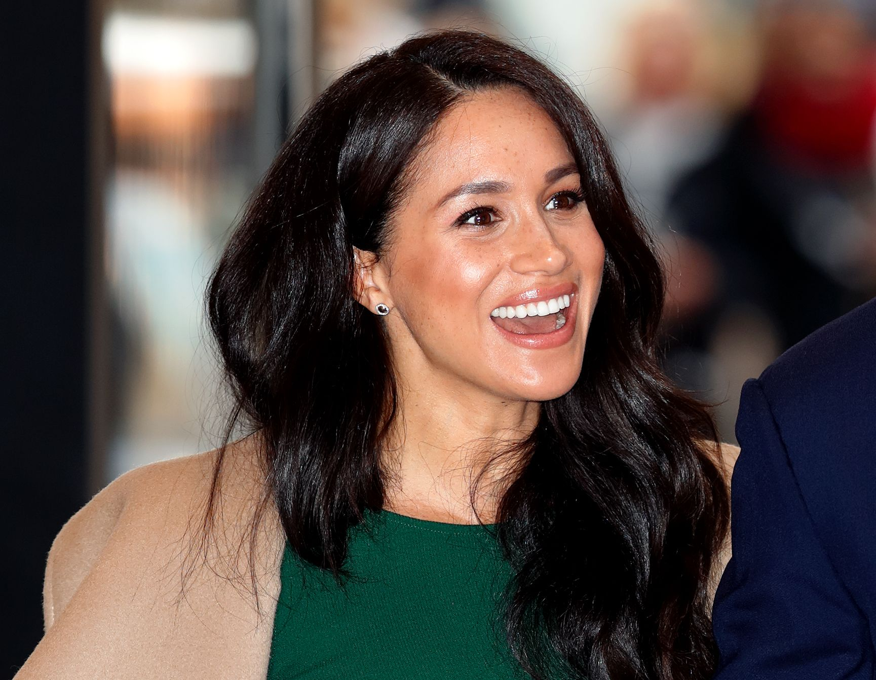 Sussex Royal shares pictures of Meghan's visit to animal welfare charity Mayhew