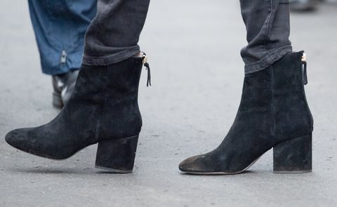 0dea4e3cd09 Meghan Markle wears high-street boots that are perfect for autumn