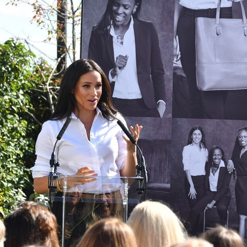 meghan markleLaunches Smart Works Capsule Collection