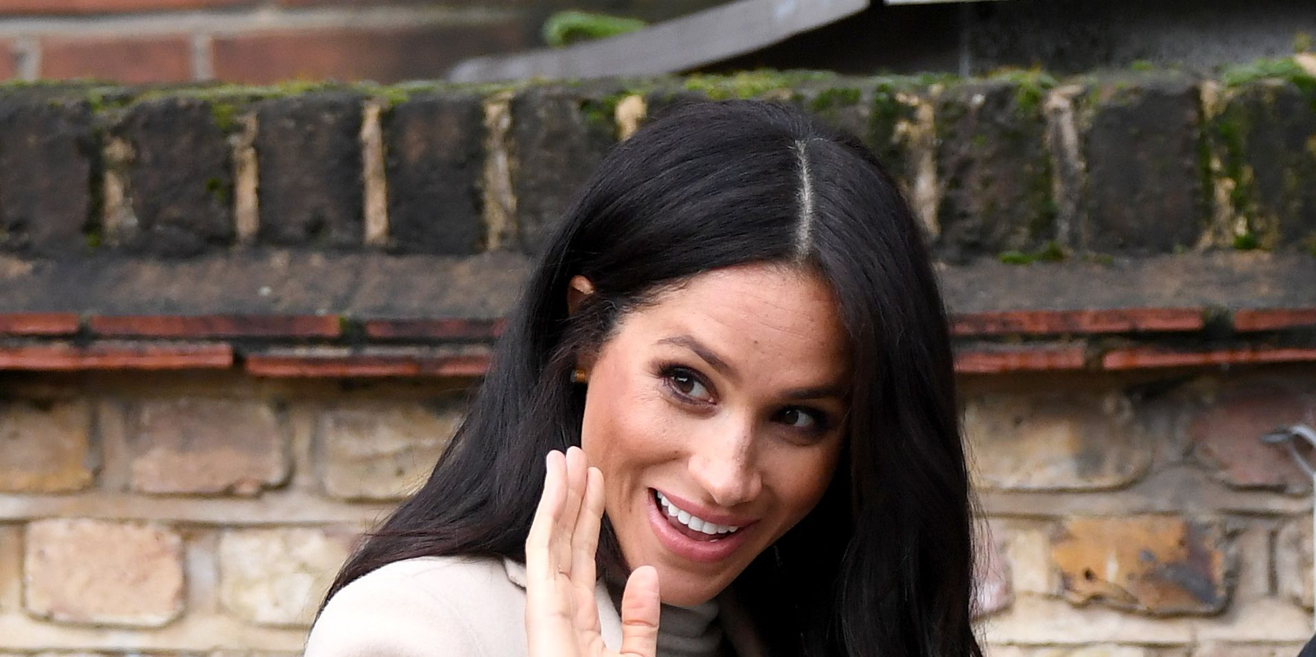 The Duchess Of Sussex Visits Mayhew Animal Welfare Charity