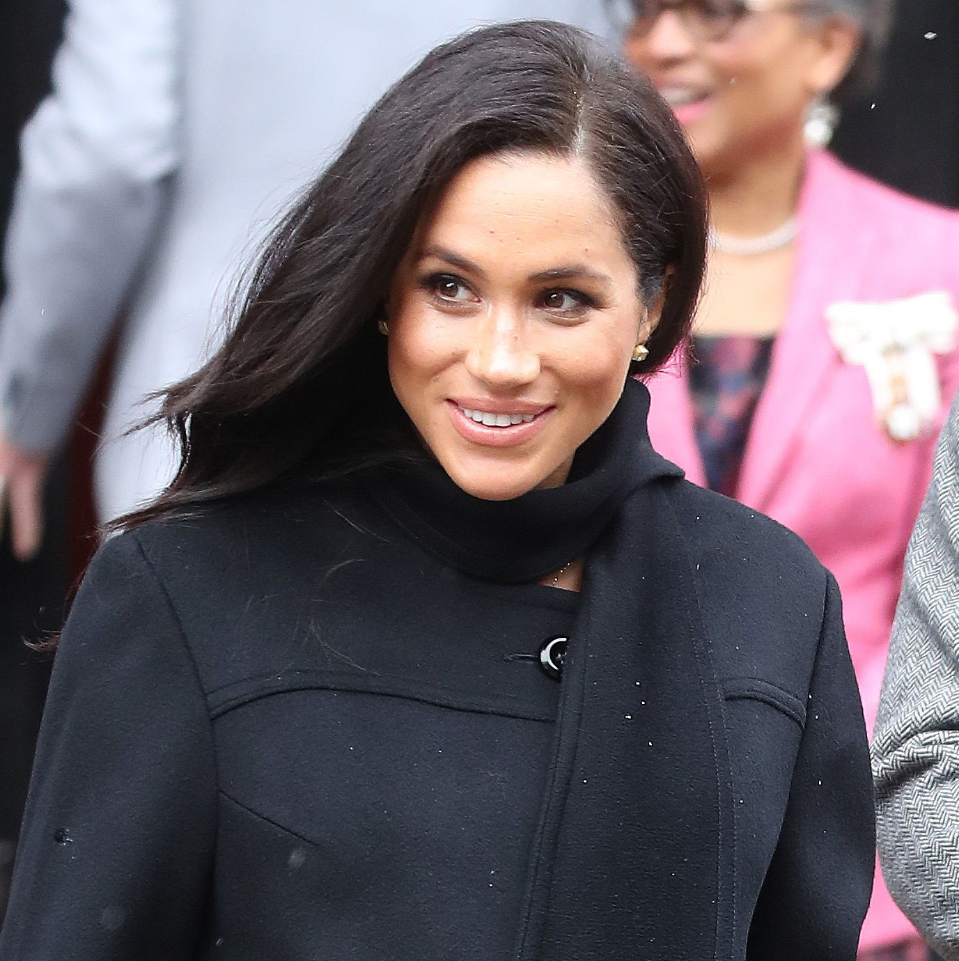 Meghan Markle Is Reportedly in New York City for a 5-Day Girls' Trip